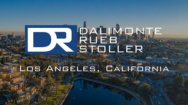 Dalimonte Logo over Los Angeles