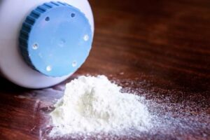 Talcum powder lawsuit